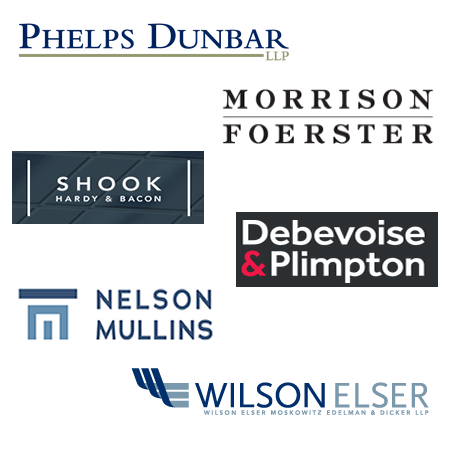 Law Firm Visitors Logos