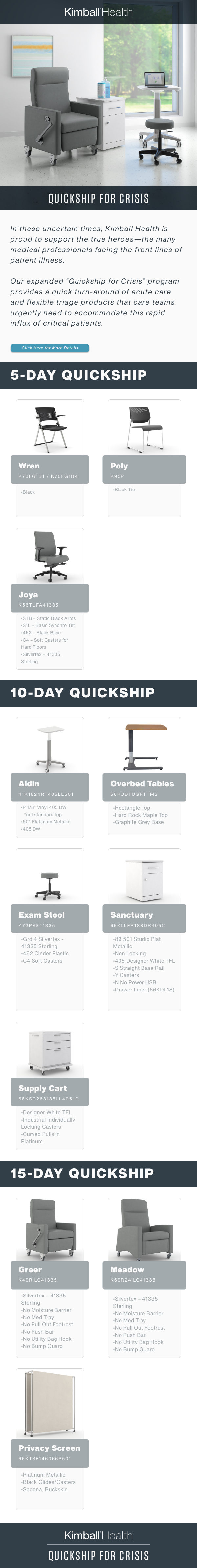 Furniture Healthcare Solutions